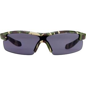 BBB Kids BSG-54 Brillenglas Kinderen, groen/bont